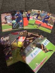 【サッカー】2014 JAPN NATIONL TEAM CARD10枚セット (1)