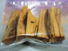 パロサント 天然香木Palo santo 浄化 香 ペルー産