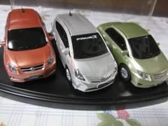 トヨタ  3台セット