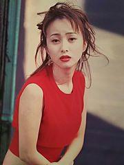 渡辺美奈代・藤森夕子・立河宜子…【NOWON】1995年Vol.13