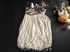 新品 定価¥24000 メトリーゼ スコットクラブ ドレス