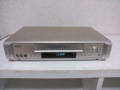 SANYO VZ-HG504VHSビデオデッキ動作確認OK