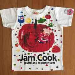 値下げ♪ジャムJAM半袖Tシャツ120cm〜140cm
