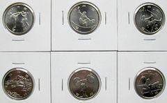 ◆2020東京オリンピック・パラリンピック 2次 百円 6種組