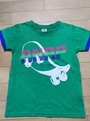ANAP Kids☆半袖Tシャツ(^o^)グリーン 120