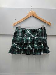 LIZ LISA doll☆チェック柄段々スカート