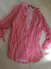 ZARA BASIC羽織りシャツ