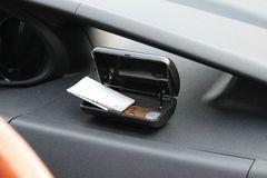 車内にどうぞ コインケース 小銭やレシート、チケット入れに