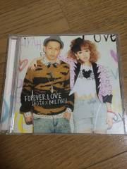清水翔太×加藤ミリヤ FOREVER LOVE Single CD 美品