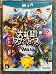 即決 大乱闘スマッシュブラザーズforWiiU 美品 WiiU