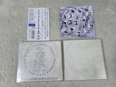 初回限定CD リンドバーグ ベスト '89-'92 全15曲 帯付 渡瀬マキ '92/11