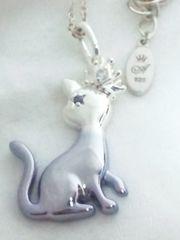 アルテミスキングス【Artemis Kings】925シルバー 王冠 猫 キャット ネコ ネックレス