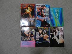 山藍紫姫子 背徳の聖者たちシリーズ6冊セット