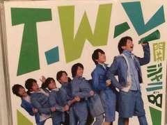 激安!超レア!☆関ジャニ∞/T.W.L☆初回盤/CD+DVD☆美品!☆