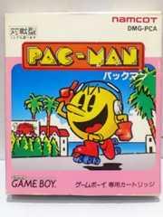 パックマン GB ゲームボーイ ソフト