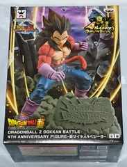 ドラゴンボールZ DOKKAN BATTLE 4TH ANNIVERSARY FIGURE SS4 ベジータ