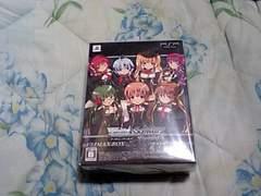 【新品PSP】ヴァイスシュヴァルツブーストシュヴァルツBOX