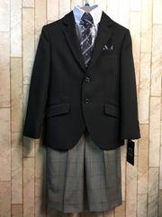 新品☆男の子120フォーマルスーツセット☆n901
