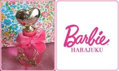 未使用品バービー原宿購入バービー香水 Barbie