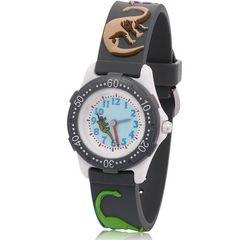大サマーセール! 腕時計 キッズ用 恐竜 ウォッチ