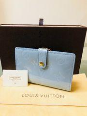 1円◆正規品◆極美品◆ ルイヴィトン ヴェルニラヴェンダー 財布