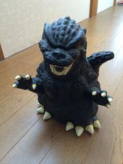 ゴジラ 貯金箱 サウンド 怪獣王 ジャンク