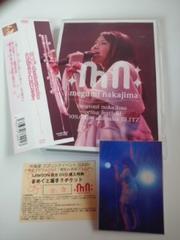 DVD中島愛spring festival2009.04.06akasaka BLITZ送料無料