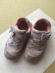 SYUNSOKU  女の子パープル×ピンク靴!!