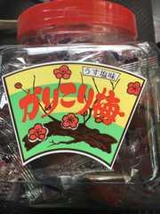 神尾食品かりこり梅