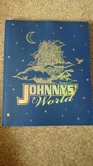JOHNNYS'Worldのパンフレット
