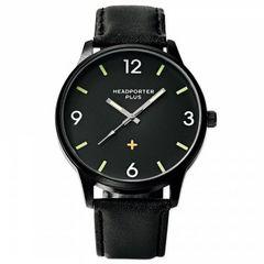 ★送料無料★HEAD PORTER PLUS♪BIGサイズ腕時計◆