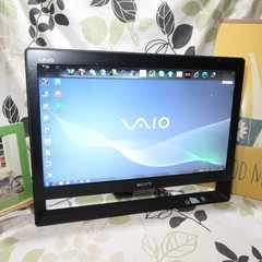 訳あり特価VAIOデュアル/USB3.0地デジ/HD500/無線/FullHD