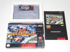 SFC★F1 POLE POSITION SNES 海外版