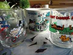 マグカップ&グラス Set