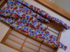 ダブルクローゼット*薄手ふんわり花柄パンツ*クリックポスト164円