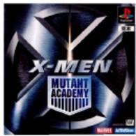 ☆PSソフト・帯付き☆X-MEN/エックスメン ミュータントアカデミー