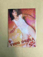 小倉優子 2008 トレカ 105