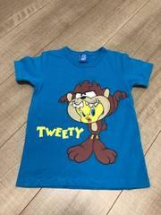 ベビド120美品かわいい半袖Tシャツ110〜