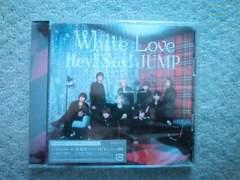 新品送料無料アリ White Love(初回限定盤2)(CD+DVD)