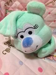 倖田來未☆KLOOP抱きつきぬいぐるみ【薄緑】