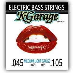 K-GARAGE エレキベース弦 045-105