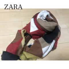 ZARA*大判ショール*ストール
