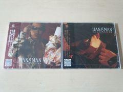 ハングマンHANGMAN CD2枚セット★TAKE OVER BURANING新品