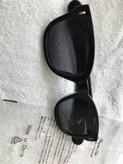 未使用☆黒のサングラス