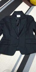 ディアプリ スーツジャケット 黒
