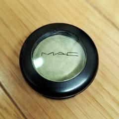 MAC マック スモールアイシャドウ JUXT ジャクスト  黄緑 うぐいす グリーン アイカラー