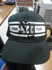 ★ supreme × NEW ERA コラボ SUPREME TEAM CAP