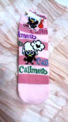 *新品*Calimeroソックス*23~25cm*