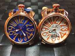 限定2本セット!イタリアンデザイン腕時計★clubface★メンズ
