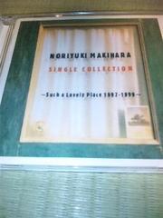 ベストCD槇原敬之/NORIYUKI MAKIHARA